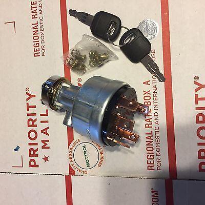 Starter Ignition Switch 7Y-3918 Electric Door Lock For Caterpillar Excavator