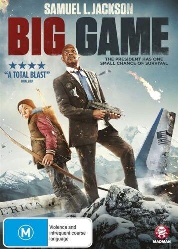 1 of 1 - Big Game (DVD, 2015)