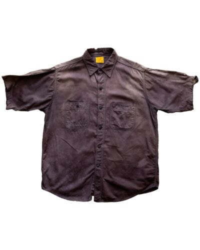 Vtg 40s 50s workwear Red Ram sun faded distressed… - image 1
