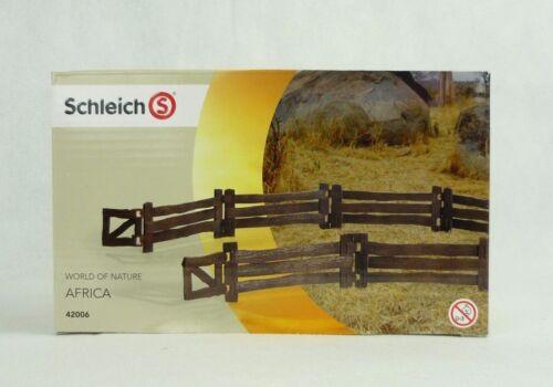 Schleich 42006 World of Nature Africa Gatter Fence Vallado Barrière