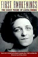 First Awakenings  The Early Selected Poems of Laura Riding