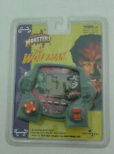 Universal Monsters The Wolfman Tiger LCD Handheld Game New Vintage Rare OOP