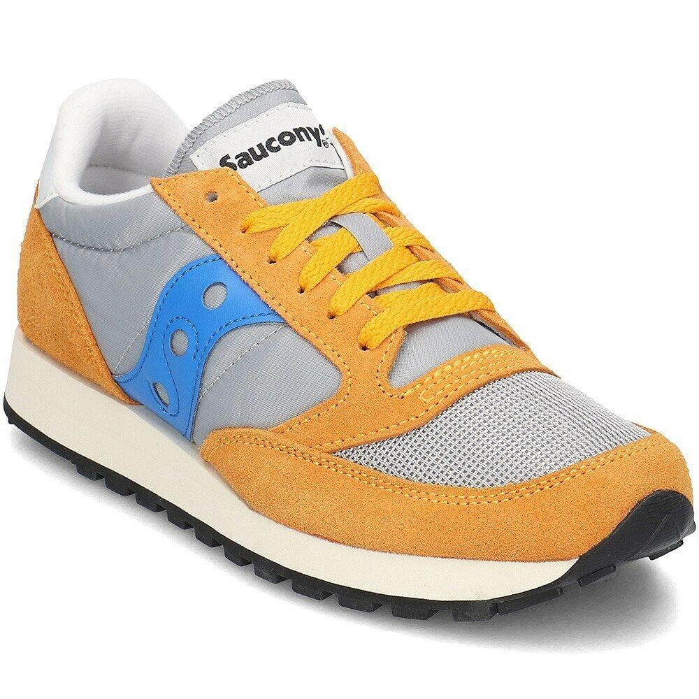 2117a7214b273 Saucony Original S7036858 halfshoes Jazz grey npmvla7426-Athletic ...