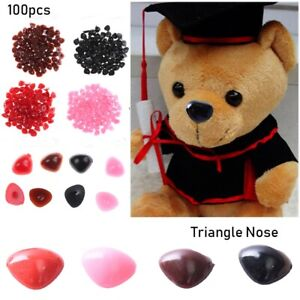 DIY-Tool-Plastic-Toys-Doll-Noses-Triangle-Nose-Safety-Parts-Dolls-Accessories
