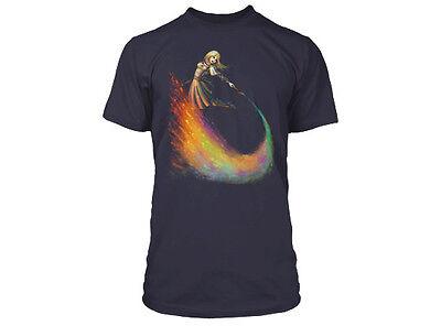 Official League of Legends Lux Paintbrush T-Shirt LoL NEW