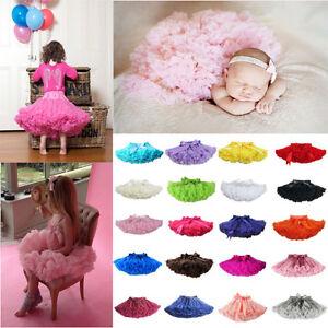 B-amp-N-Baby-Girl-Chiffon-Tulle-Tutu-Skirt-Pettiskirt-Fluffy-Party-Petticoat-1-10Y