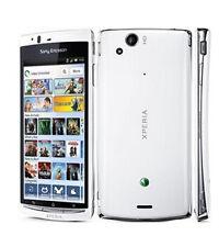 Sony Ericsson XPERIA arc S LT18i 1GB - 8MP - Android Unlocked Smartphone White