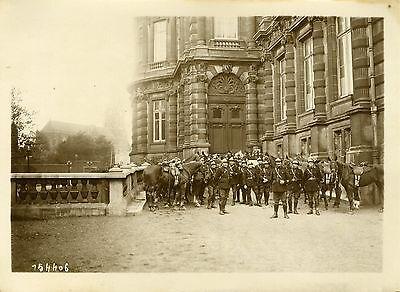 """""""grèves Du Textiles à Tourcoing 1931"""" Photo Originale G. Devred / Agce Rol"""