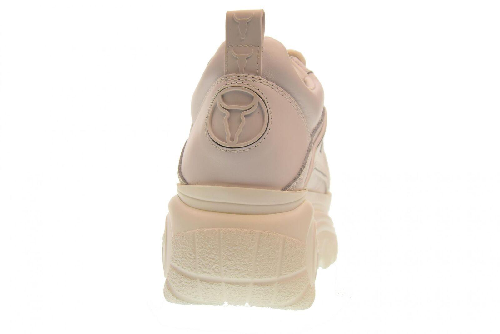 Windsor Windsor Windsor Smith A18s zapatillas de deporte de women con silverforma LUPE BIANCO a73b9e