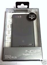 INCIPIO SE-151 NGP IMPACT RESISTANT CASE FOR SONY XPERIA GO - NEW SEALED - BLACK