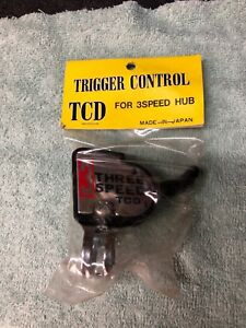 3-SPEED-TRIGGER-CONTROL-FIT-SCHWINN-amp-MANY-OTHER-BIKES-MADE-IN-JAPAN