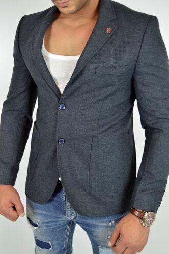 Hommes Business ITALY style Slim Blazer Createur Fete Mariage Veste De Sport Veste
