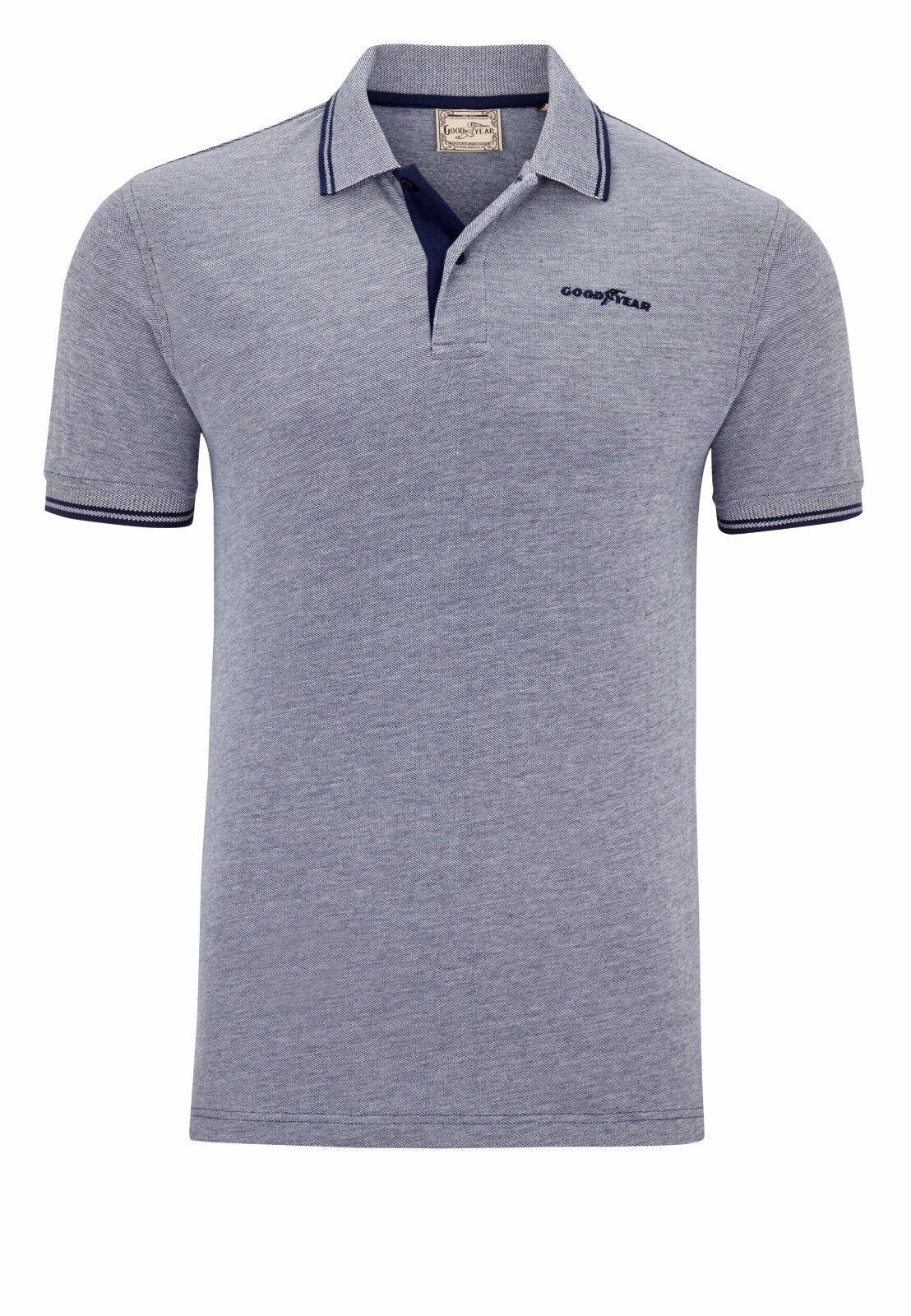 Goodyear Men Sebring Slim Fit Poloshirt