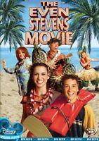 The Even Stevens Movie Sealed Dvd