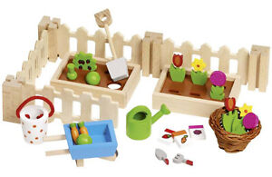 Goki-Puppenhaus-Accessoires-Mein-kleiner-Vorgarten