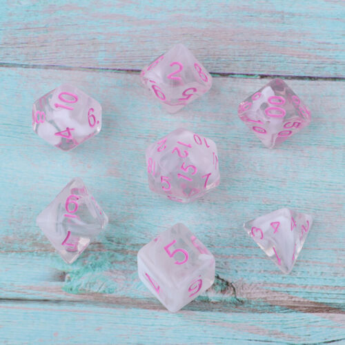 7 Multi Side Dice Board Game Dice KTV Party Game Dice Style2