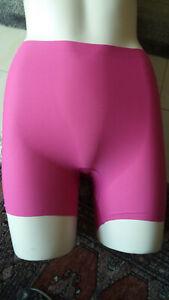 Spanx-mid-thight-M-x-tra-control-sehr-fein-slim-and-shape-fuchsia-fusion-NEU