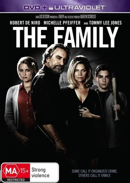 The Family (DVD, 2014) VGC Pre-owned (D92)