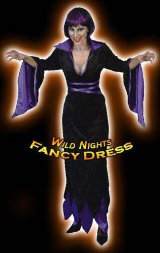 HALLOWEEN FANCY DRESS # GOTHIC VIXEN COSTUME 10-12//14