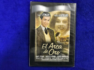 EL-ARCA-DE-ORO-DVD-NUEVO-NEW-JAMES-STEWART-PAULETTE-GODARD-GEORGE-MARSHALL