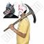 Maschera Di Lattice PICK AXE THANOS Fox DRIFT John WICK LLAMA Bunny Cavaliere WOLF bihorn