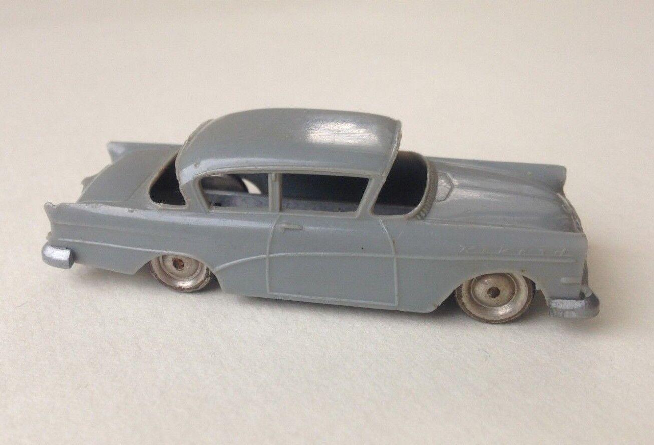 Vintage 60's Lego Car Grey Opel Rekord  No.58