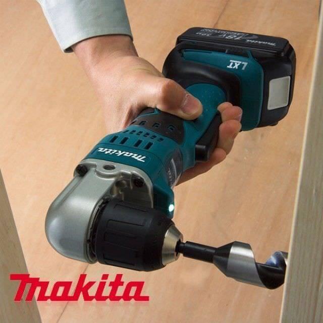 MAKITA Cordless Charging Corner Angle Drill DDA350Z 18V 4 inch BODY ONLY_nV