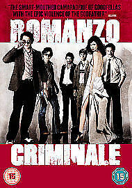 Romanzo Criminale (DVD, 2007) G E0471