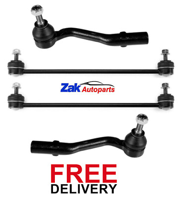 CITROEN C2 FRONT 2 WISHBONE ARMS 2 OUTER TRACK ROD END 2 ANTI ROLL BAR LINKS