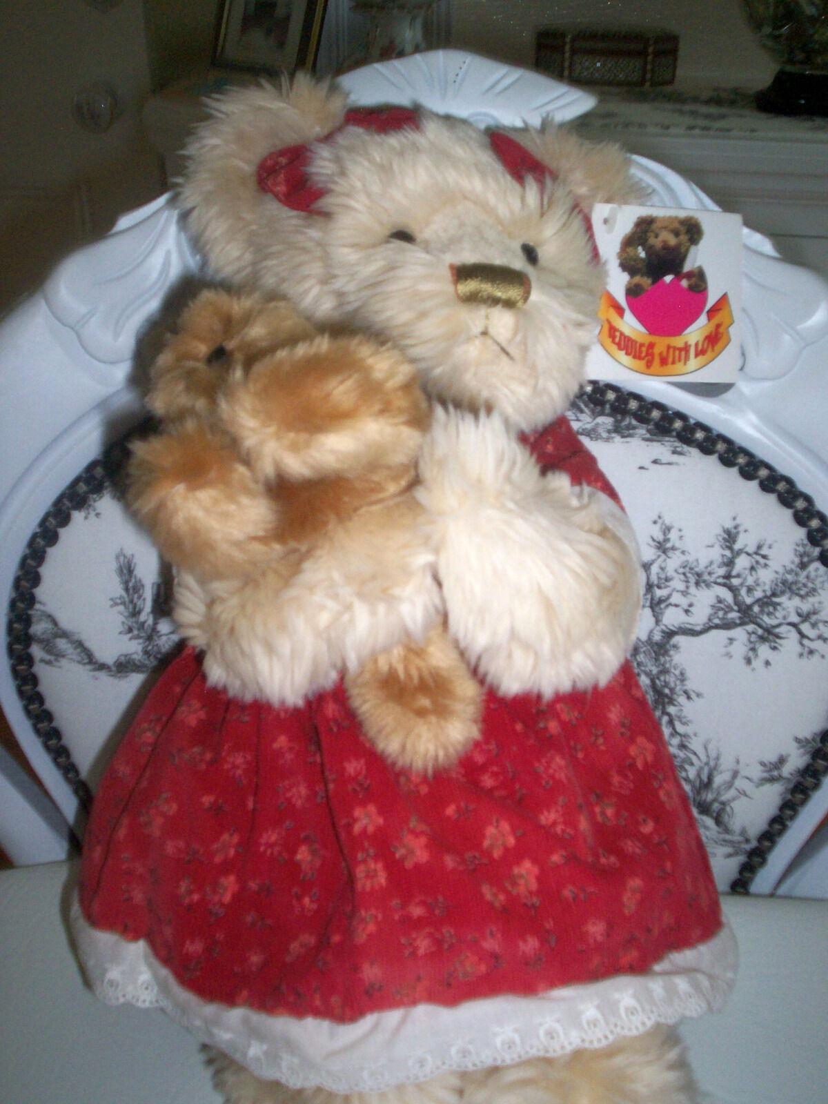 Teddy Bear Emily 3rd Limited Edition GB363 GB363 GB363 by Teddies With Love 1a54b6