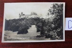 Carte Postale Vue Carte Bavière Veste Coburg Du Résultat De-afficher Le Titre D'origine Clair Et Distinctif