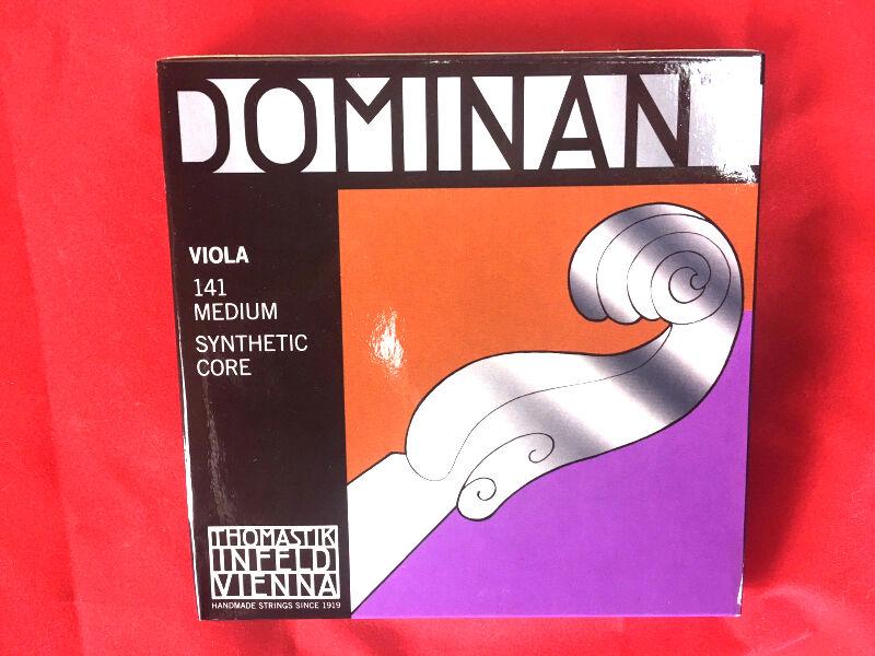 Brand New in BOX Dominant lila String 4 4 Set 15 -16.5   Medium Gauge