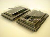 Pc Ram Memory Tray Case Qty 4 - Fits 40 Desktop Pc Or 80 Laptop Modules 4 -
