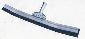 """Aluminum Frame Curved 24"""" Floor Squeegee Unger Pro New"""
