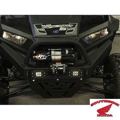 XTREME DUTY FRONT BUMPER W/ LED LIGHTS POLARIS RZR 900 TRAIL 900S 1000S 1000