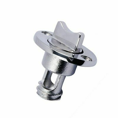 Perfect Oval Garboard Drain Plug Stainless Steel Boat Fit Thread 3//4/'/' Great