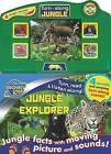 Discovery Moving Picture Book: Jungle by Parragon (Hardback, 2010)