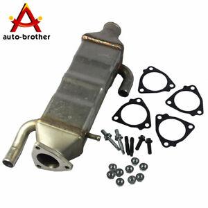 EGR-Cooler-Exhaust-Side-for-a-International-Navistar-2008-2010-MAXXFORCE-DT-9-10