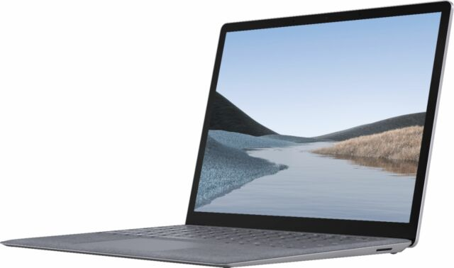 "Microsoft - Surface Laptop 3 - 13.5"" Touch-Screen - Intel Core i5 - 8GB Memor..."
