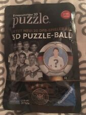 3D Puzzles 54 Teile Ravensburger 3D Puzzle Ball WM 2018 Mats Hummels 11928