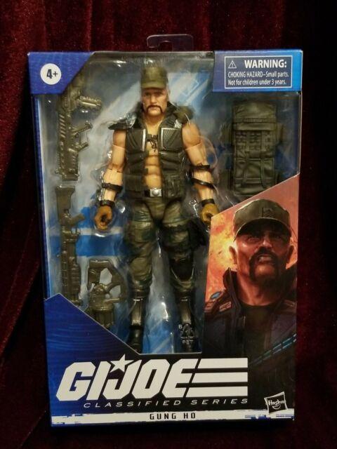 G.I. Joe Classified Series Gung Ho Action Figure 07 Wave 2 Hasbro