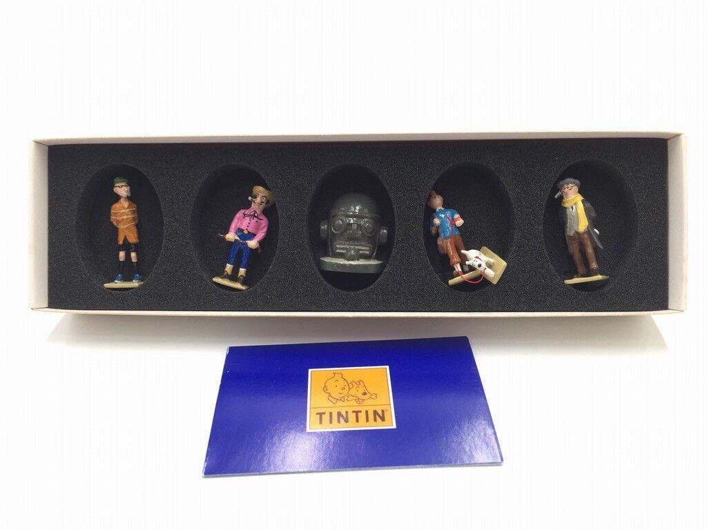 Figurine mini Pixi tintin vol vol vol 747 pour sydney proche du neuf boite Certificat 996d66