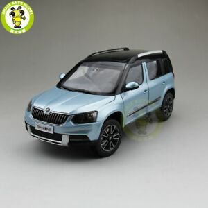Defective-Model-1-18-VW-Skoda-Yeti-SUV-Diecast-Metal-SUV-CAR-MODEL