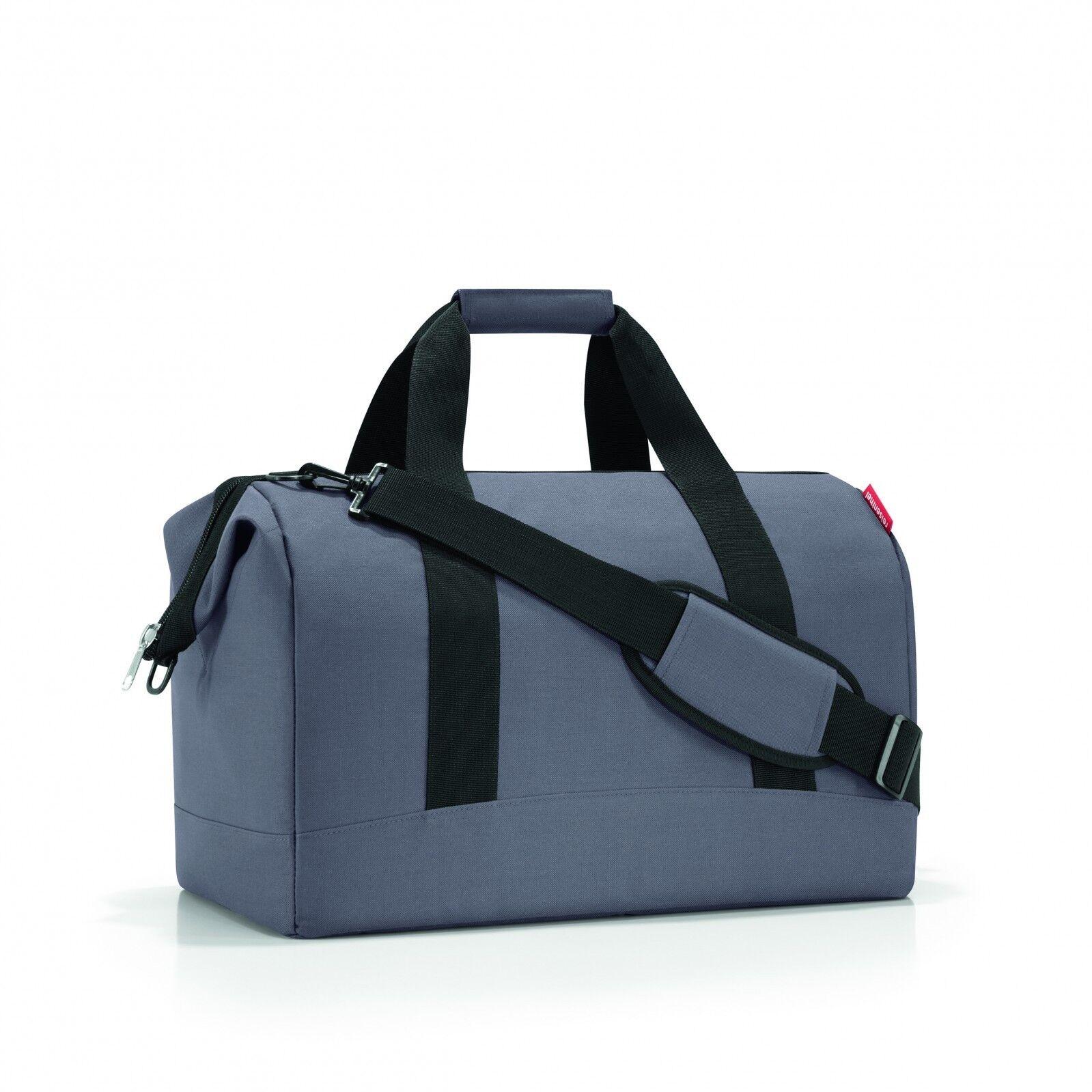 Reisenthel allrounder L Reisetasche Reisetasche Reisetasche Tasche Sporttasche Doktortasche ALLE FARBEN | Zu einem niedrigeren Preis  | Lebensecht  | Eine Große Vielfalt An Modelle 2019 Neue  e8fa67