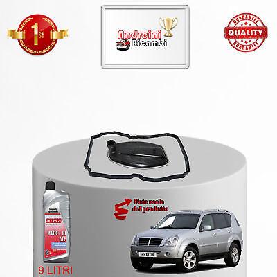 Contemplativo Kit Cambio Automatico E Olio Ssangyong Rexton 2.7 Xdi Turbo 132kw 2011 |1015 Vuoi Comprare Alcuni Prodotti Nativi Cinesi?