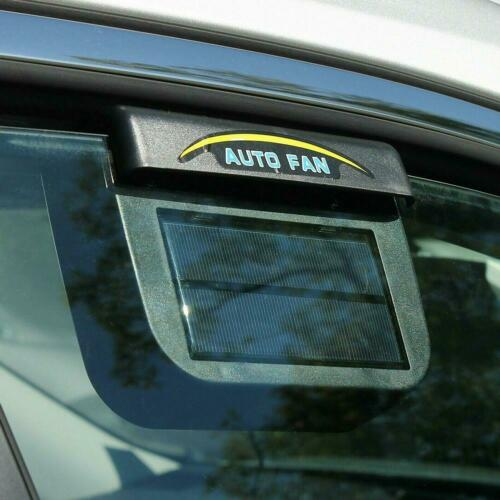 Solar Powered auto Exhaust Fan Air Vent Cool Fan Auto Cool Ventilation System