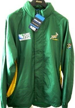 Rugby World Cup 2011 jackets