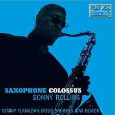 Sonny Rollins Quartet - Saxophone Colossus CD