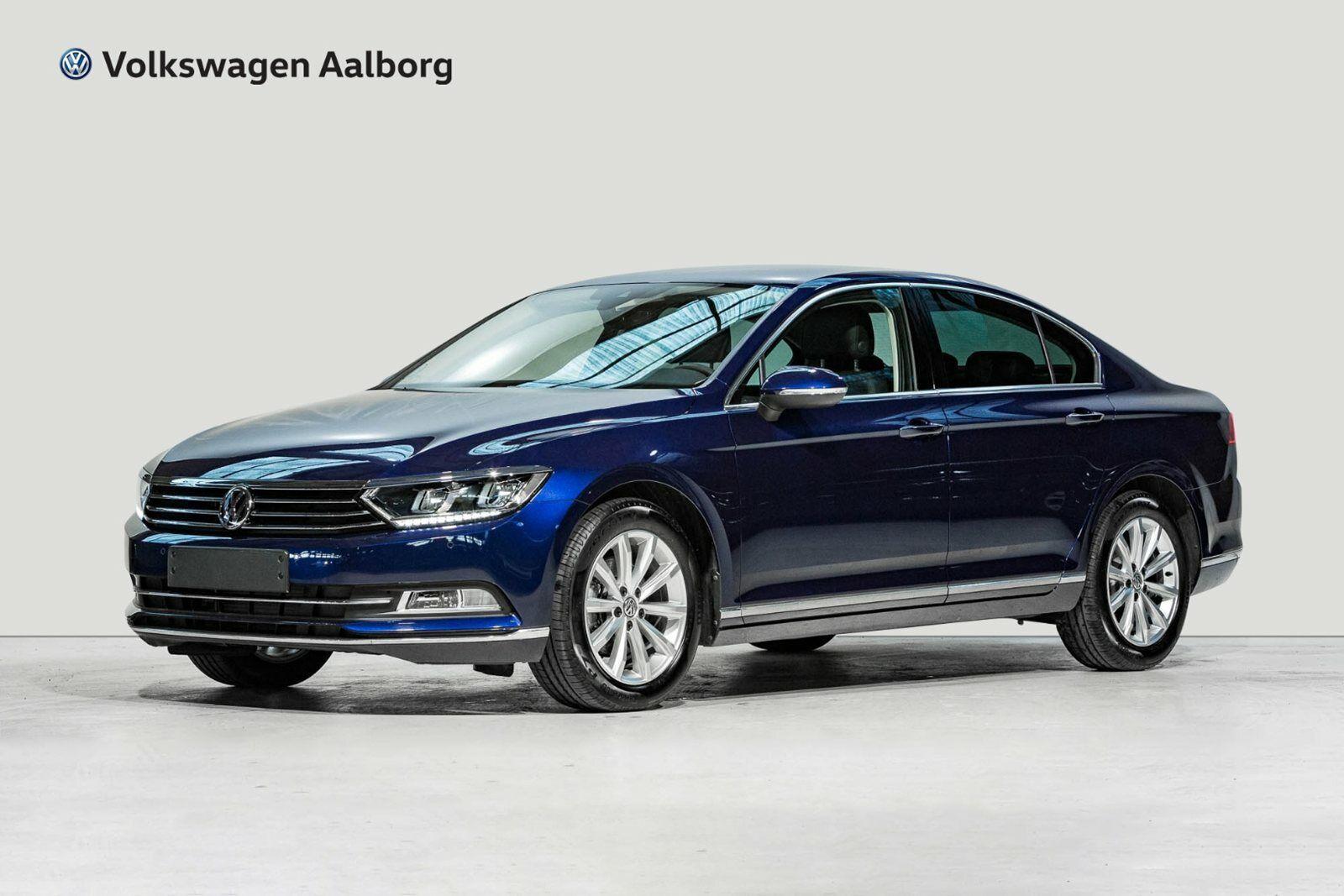 VW Passat 1,5 TSi 150 Highline Premium DSG 4d - 365.000 kr.