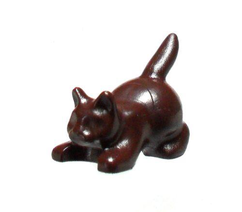 LEGO®  6251 Katze Kitten Cat dunkelbraun NEU//NEW